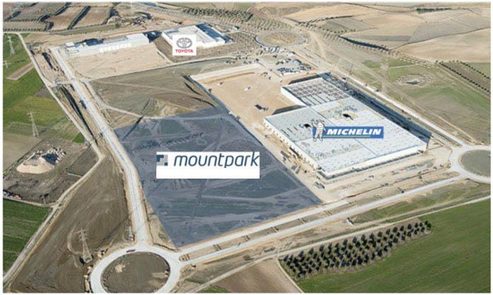 MOUNTPARK LOGISTICS desarrollará una nave de 53.795 metros cuadrados en PLATAFORMA CENTRAL IBERUM