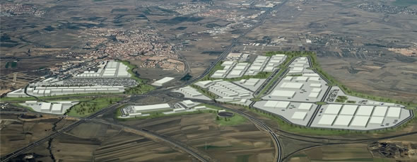 Urban Castilla la Mancha se integra como asociado en ACTE con su ecopolígono Plataforma Central Iberum