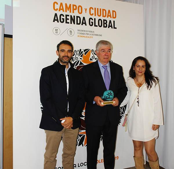 La Fundación CONAMA premia a Illescas por el Proyecto Plataforma Central Iberum