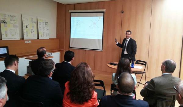 Plataforma Central Iberum presenta su estudio sobre las diferentes áreas logísticas e industriales en la zona centro peninsular